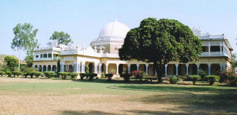 Kawardha Palace Chhattisgarh