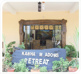 hotel kanha medows retreat