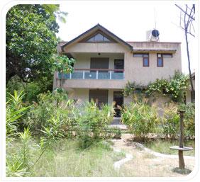 the baagh Resort
