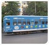 tram in kolkata